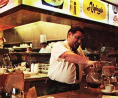 Alphy's Coffee Shop1969
