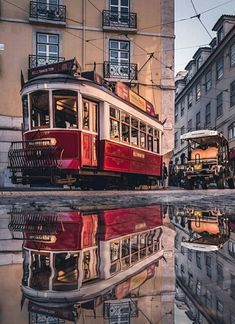 Travel, Cafe Racers and Fashion. Lisbon Tours, Lisbon Tram, Cool Photos, Amazing Photos, The Neighbourhood, Travel Destinations, Beautiful Places, Scenery, In This Moment