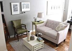 "pebble grey glidden | House & Home | willcraftforfood **Glidden's ""Pebble Grey"" hue in ..."
