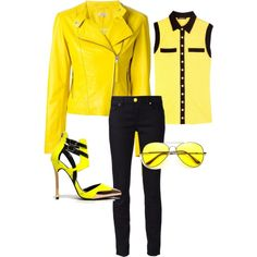 10 by marangelina on Polyvore featuring мода, Balmain, P.A.R.O.S.H., Versace and Privileged