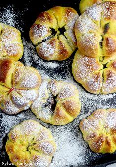 Polish Recipes, Polish Food, Bagel, Food And Drink, Cooking Recipes, Bread, Polish Food Recipes, Chef Recipes, Brot