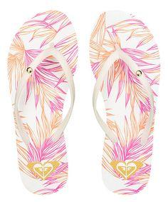 669ef54a433a7d Loving this Orange Bermuda Flip-Flop - Women on  zulily!  zulilyfinds Summer