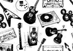 Personalizar Plano de Fundo do Twitter_music