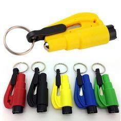 3 in 1 Emergency Mini Safety Hammer