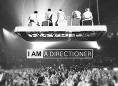 I am a Directioner <3