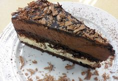 Chocolate Mousse Cake (This One Takes the Cake! | Food for thought | Strauss)