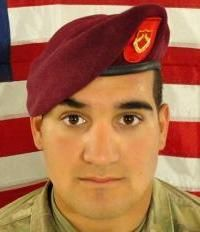 Army Spc. Jonathan Batista, 22, of Kinnelon, New Jersey. Died July 8, 2012, serving during Operation Enduring Freedom. Assigned to 2nd Battalion, 321st Airborne Field Artillery Regiment, 4th Brigade Combat Team, 82nd Airborne Division, Fort Bragg, North Carolina. Died in Zharay, Kandahar Province, Afghanistan, when enemy forces attacked his unit with small arms fire.