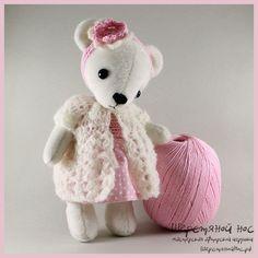 Тедди-мишка Сонечка