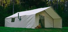 Stunning Wall Tent Ideas For Nice Camping 5820