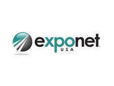 Generic and overused logo designs - Exponet USA logo design - 48HoursLogo.com
