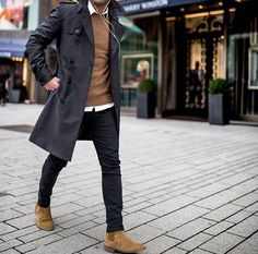 38 Comfy Winter Fashion Outfits for Men in 2019 Fall Outfits For Work, Winter Outfits For Work, Fall Fashion Outfits, Autumn Fashion, Men's Outfits, Fashion Vest, Office Outfits, Trendy Outfits, Womens Fashion