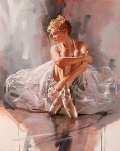 Serene Richard S. Johnson ♥ www.thewonderfulworldofdance.com #ballet #dance