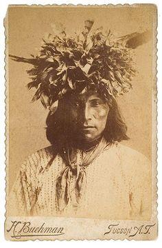 Naiche - Chiricahua Apache - no date
