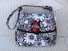 beautiful CUSTOM Hobo Purse specially created for you by KthysKreations on #Etsy
