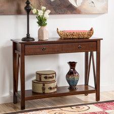 Features:  -Construction Material: Manufactured wood frame with pine wood veneers and iron hardware.  -2 Full-extension drawers.  -Weight Capacity: 75 lbs.  Top Finish: -Chocolate .  Base Finish: -Cho