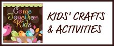 Collection of lots of fun crafts and activities for kids (with more being added all the time!)