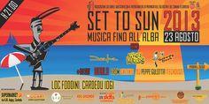 SET TO SUN 2013 – CARDEDU – VENERDI 23 AGOSTO 2013