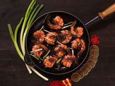 Braised large shrimp - Recipes - Kitchen Stories