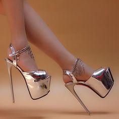 e68d89b2f85cc6 40 Best High heel boots images