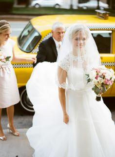 Classic New York City Wedding from Caroline Yoon Fine Art Photography  Read more - http://www.stylemepretty.com/new-york-weddings/2013/11/21/classic-new-york-city-wedding-from-caroline-yoon-fine-art-photography/