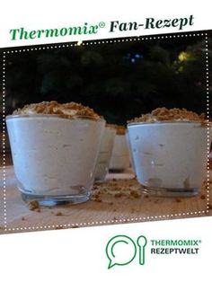 Speculoos cream-Spekulatius-Creme Speculum cream from SteffiHenssler. A Thermomix ® recipe from the Desserts category www.de, the Thermomix ® community. Creme Dessert, Bon Dessert, Baking Recipes, Cake Recipes, Dessert Recipes, Creme Speculoos, Desserts Thermomix, Molly Cake, Chocolate Cake From Scratch