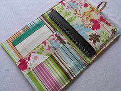 Medium Organizer- Enchanted Forest Butterfly- planner/organizer/calendar/journal. $18.50, via Etsy.