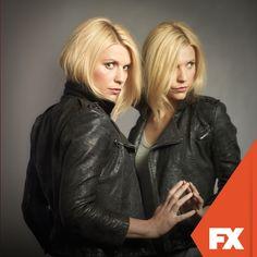 """Claire Danes é """"Carrie Mathison"""".   Homeland - Domingos às 23h   #HomelandBR Confira conteúdo exclusivo no www.foxplay.com"""