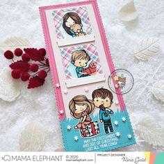 mama elephant   design blog: INTRODUCING: Best Gift Ever Mama Elephant Stamps, Elephant Gifts, Holiday Cards, Christmas Cards, Elephant Design, Clear Stamps, Winter Holidays, Best Gifts, Presents