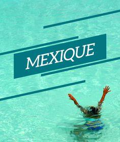 Partez avec nous dans un road trip à travers le Mexique ! 3 semaines de folie dans le Yucatan ! Plages, temples maya, cenotes, prenez en plein les yeux !