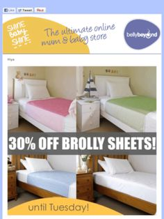 Brolly Sheets on sale from only NZ$32.87