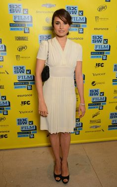 Mia Maestro attends the 'Some Girl(s)' red carpet arrivals at the 2013 SXSW Music, Film + Interactive Festival held at the Topfer Theater at ZACH on March 9, 2013 in Austin, Texas. (Photo by