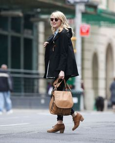 Those shoes that bag