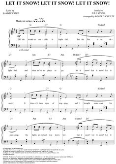 using sheet music for craft idea-Let It Snow Lyrics Christmas Piano Sheet Music, Xmas Music, Violin Sheet Music, Christmas Music, Piano Music, Christmas Carol, Music Sheets, Music Lyrics