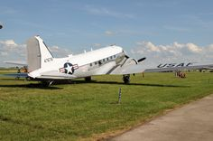 C-47, 75th anniversary fly-in, 2010.