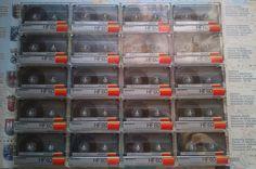 20 x SONY HF 60 Audio Cassetten