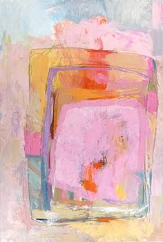 The Pink Gate - ELD - 36x24 - $2,600