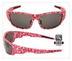 Duck Dynasty Wear Camouflage Sunglasses DD-002 Pink Original