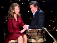 "Johnny Cash and June Carter ""Cause I love You"" never heard this song but really like it."