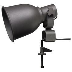 HEKTAR Wall/clamp spotlight - IKEA Use these instead of pendant lamps near couch???