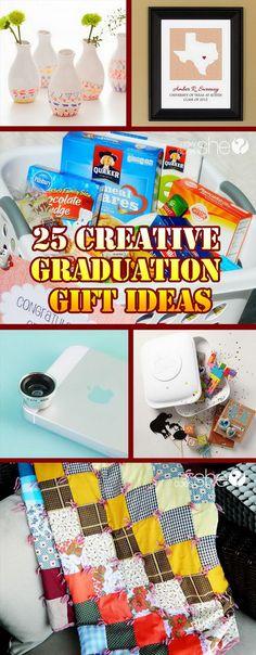 25 Creative Graduation Gift Ideas