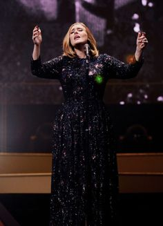 fuckyasadele:  Adele performs on stage at the Manchester Arena on March 11, 2016