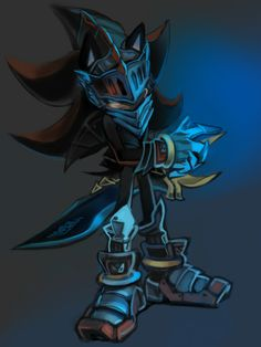 Lancelot/Shadow the Hedgehog-Sonic and the Black Knight