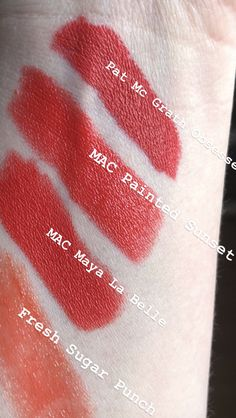 Beauty Review, Chili, Lavender, German, Make Up, Lipstick, Group, Lifestyle, Reading