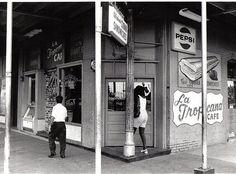 La Tropicana Cafe in Ybor City, Tampa; 1973 by Jeff Houck, via Flickr