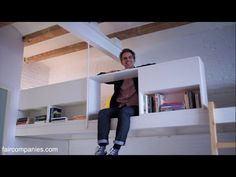 Shared tiny space: how 4 people could live/work in 700 sq ft