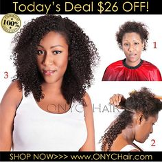 #ONYCHair #MondayFunday  You have until 11:59 pm to receive $26 OFF $200+ purchase of ALL Clip-In #hair (Any TEXTURE, Any LENGTH)  Clip-Ins are great to achieve a quick volume and length fix!  Shop Now>>> ONYCHair.com Shop Now>>> ONYCHair.uk Shop Now>>> ONYCHair.ng