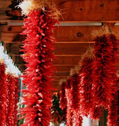 red peppers decor