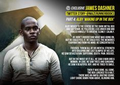 Alby in the Box- By James Dashner