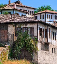 Geleneksel Safranbolu evleri