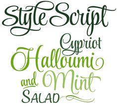 http://www.myfonts.com/fonts/typesetit/style-script/ Style Script